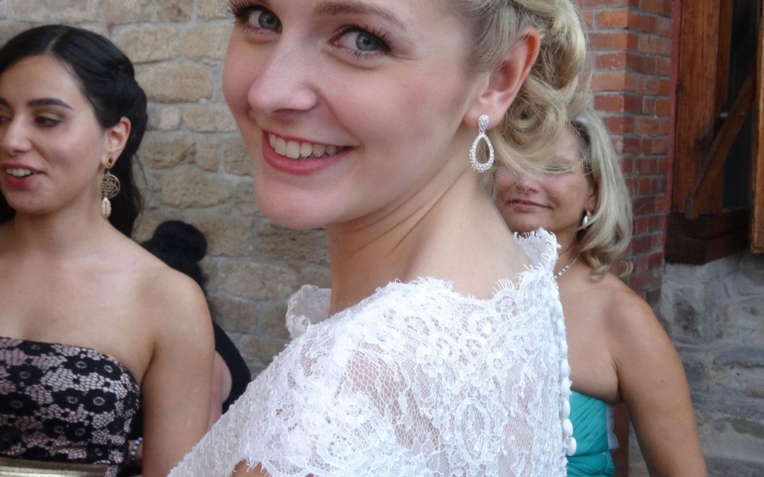 Unsere Kollegin Janine Werner hat geheiratet. Wir gratulieren herzlich!