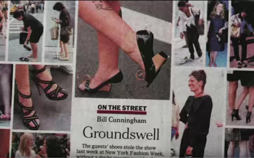 Fashion-Fotograf Bill Cunningham aus NY stirbt mit 87