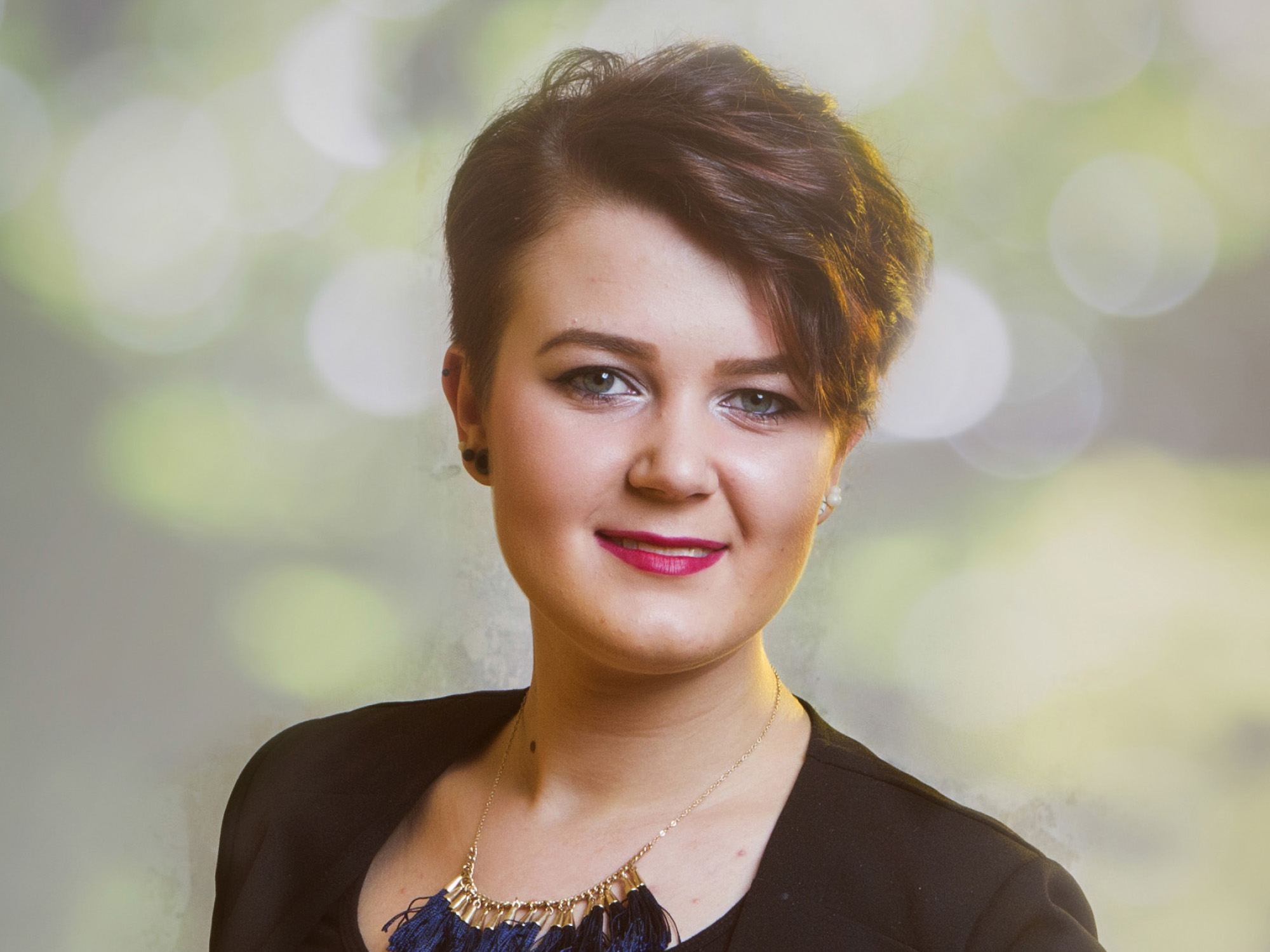 Annika Kilgus, Auszubildende Daniel Schmid Friseur