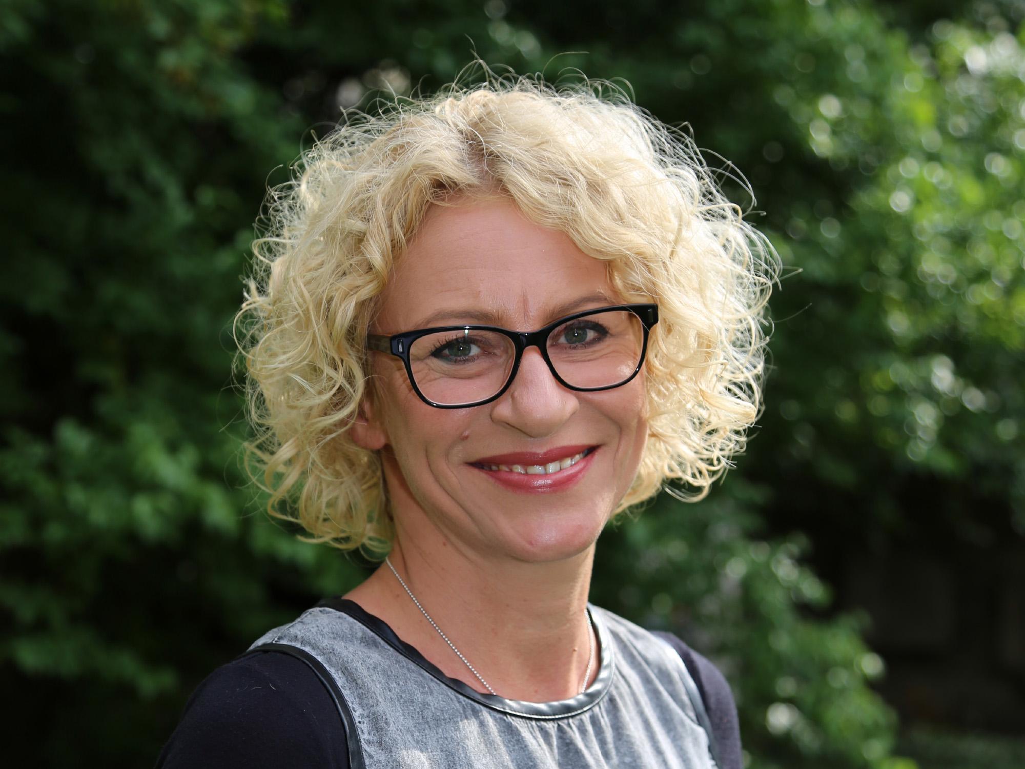 Conny Schmidt, Topstylistin Daniel Schmid Friseur