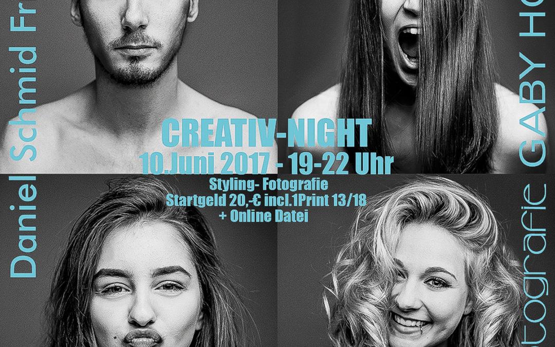 10. Juni 2017: Styling Night bei Daniel Schmid Frisöre