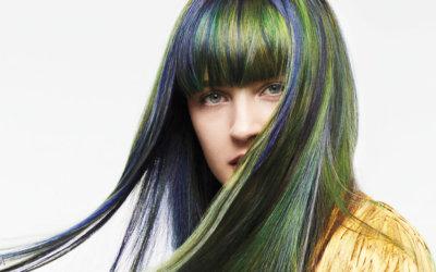 Frisuren und Fashion! Mermaid hair, Color-Blocking und Fülle: Modetrends Herbst und Winter 2017