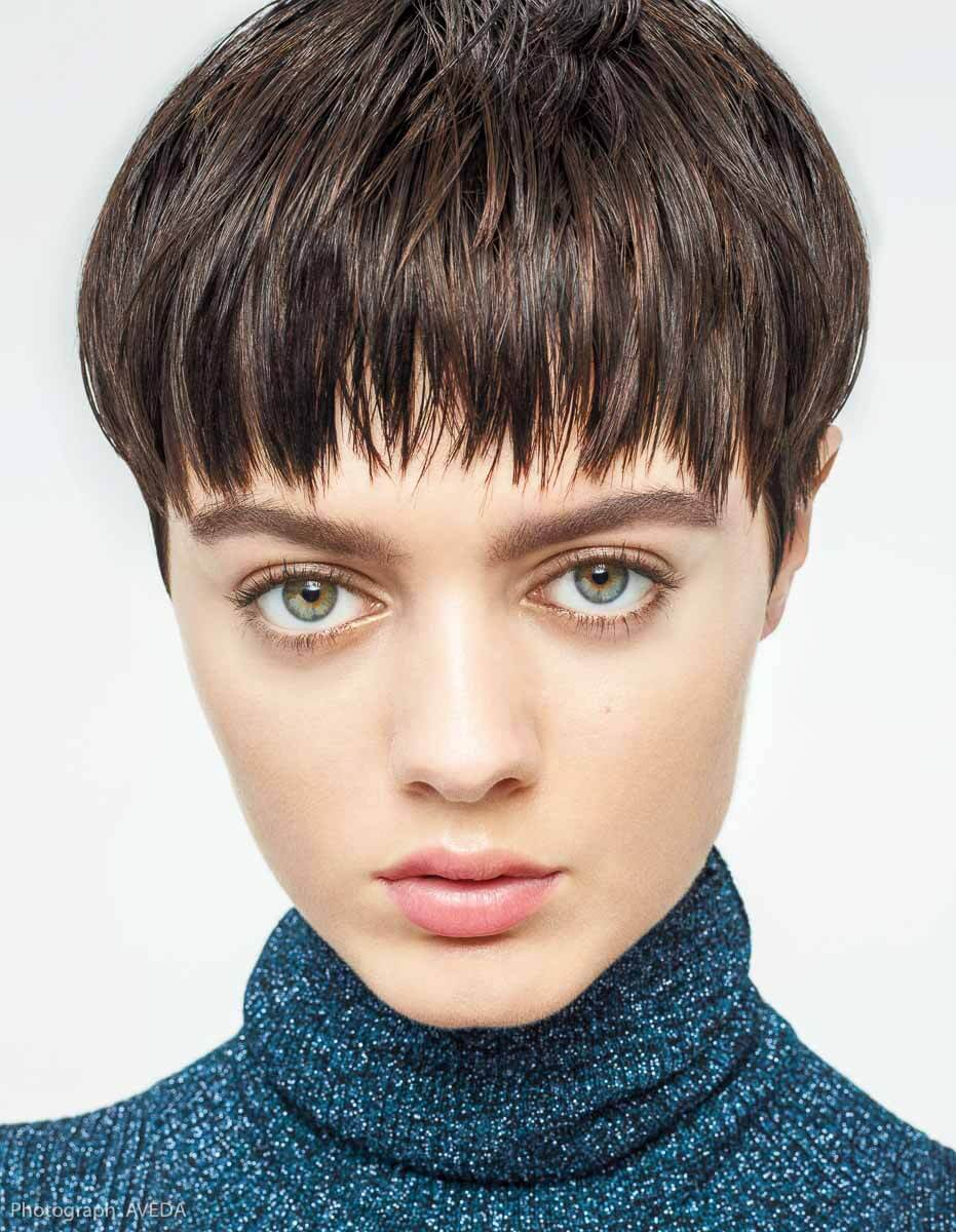 Kurze Haare Flexibel Stylen Bubikopf Friseur In Reutlingen