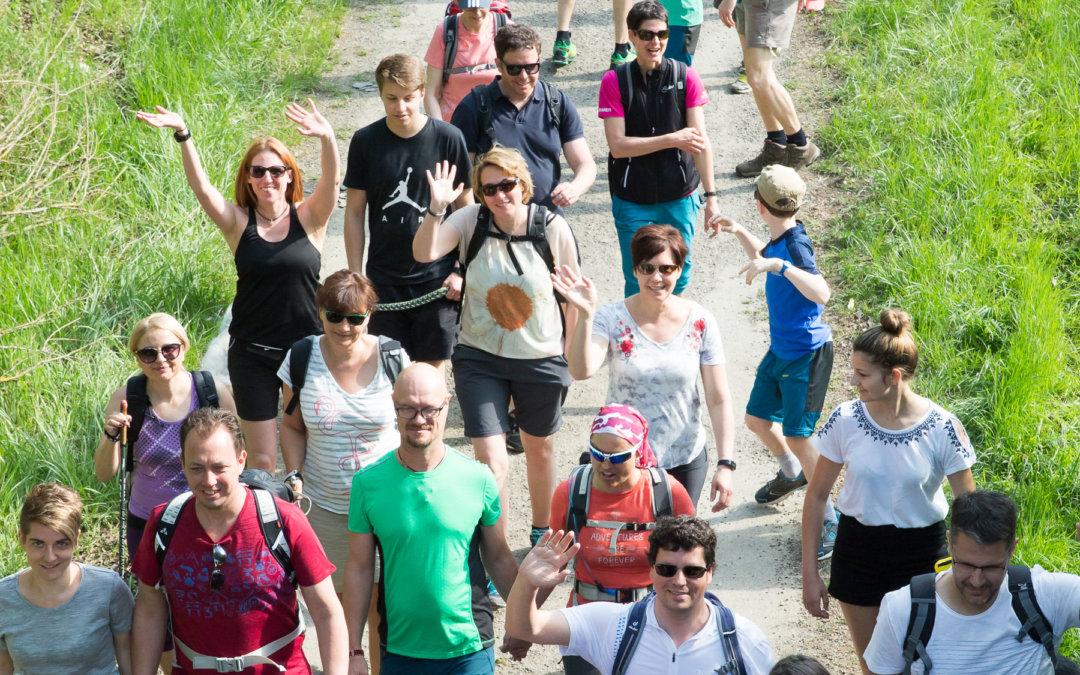 Walk for Water: ein voller Erfolg
