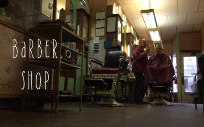 Fred's Barber Shop: Eine Zeitreise