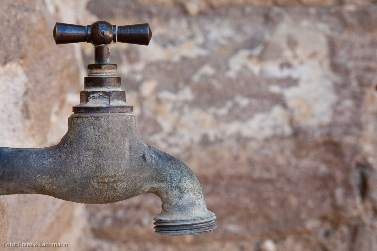 2,1 Milliarden Menschen haben keinen Zugang zu frischem, sauberem Wasser