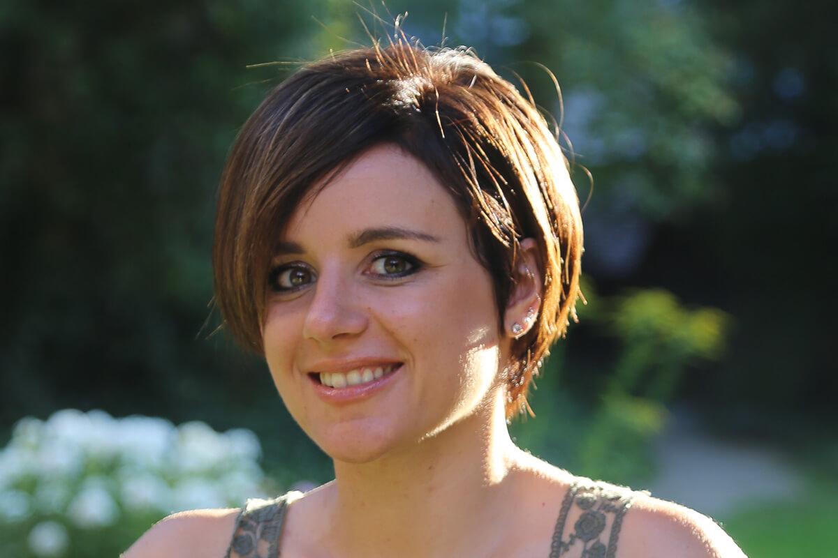 Friseurmeisterin Nicole Preininger