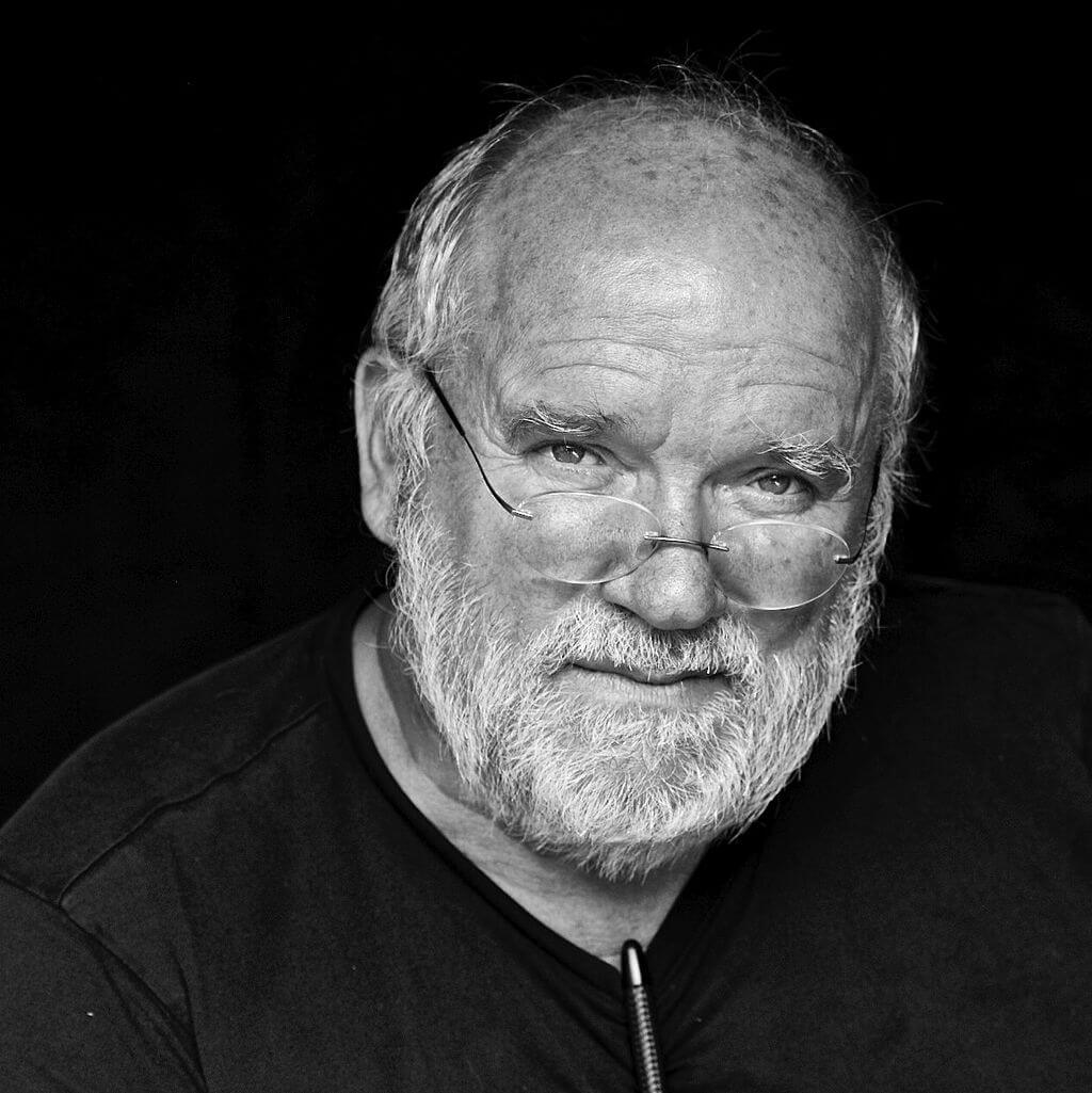 Peter Lindbergh (23.11.1944 – 3.9.2019) | Foto: Stefan Rappo [CC BY-SA 4.0 (https://creativecommons.org/licenses/by-sa/4.0)]