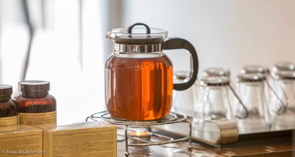 Abwarten und Tee trinken. Erst ab 15. Februar 2021 dürfen wir wieder für Sie da sein.