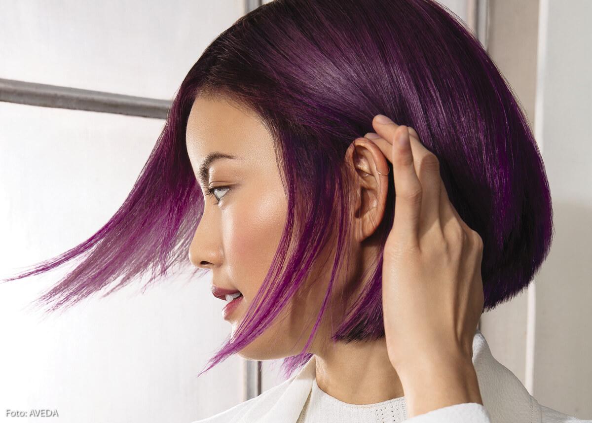 Coole Looks mit natürlichen Haarfarben